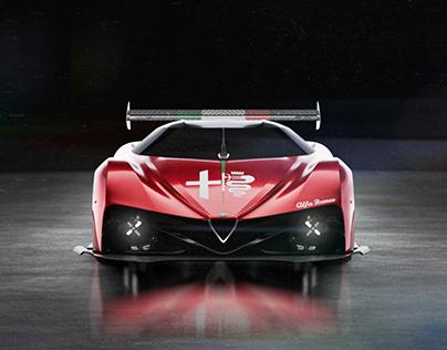 Alfa Romeo FNTSM concept