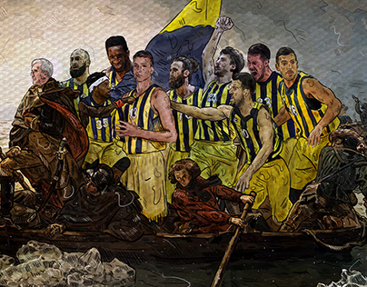 Fenerbahçe Euroleague Animation