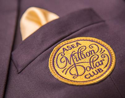 Million Dollar Club Branding & Collateral