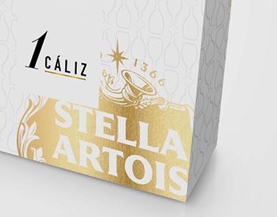 Empaque fechas especiales Stella Artois