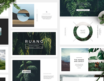 Ruang Presentation Bundle Pack