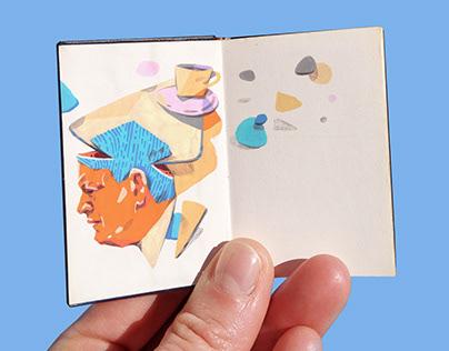 Flyleaf illustrations