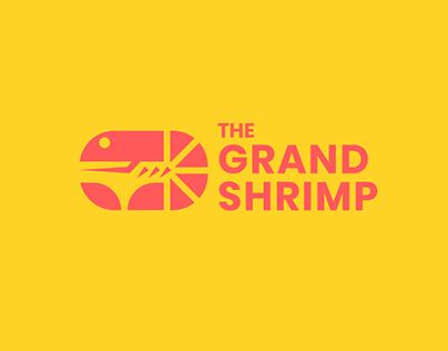 The Grand Shrimp - Branding