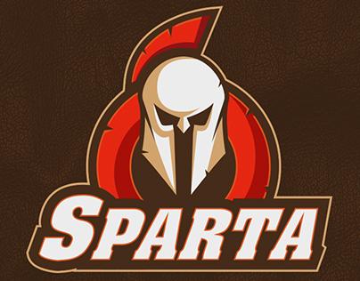 SPARTA e-Sport Team - Branding