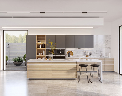 """ALEA"" KITCHEN for INSTYLE"