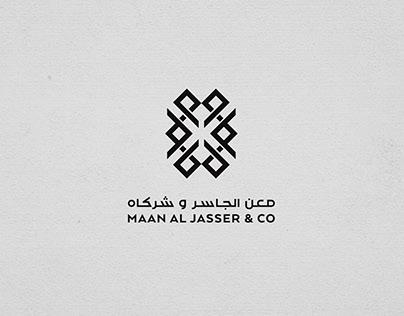 Maan AlJasser Branding