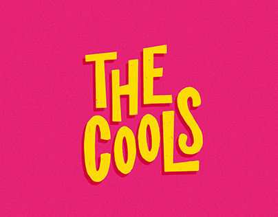 The Cools  Branding