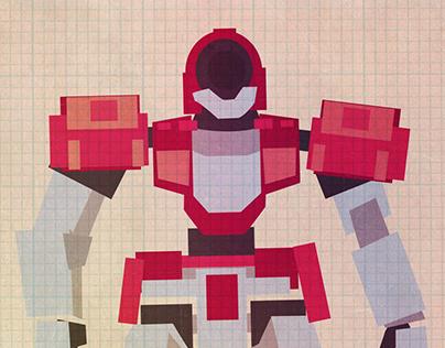 Gundam Robots