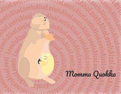 Momma Quokka (Marsupials Vol.2)