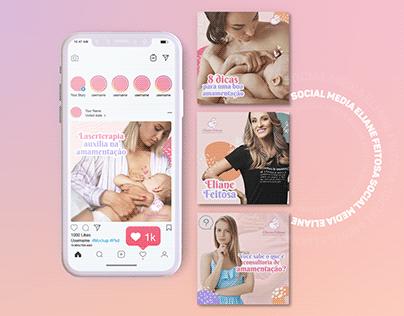 Social Media | Eliane Feitosa Consultora Materna