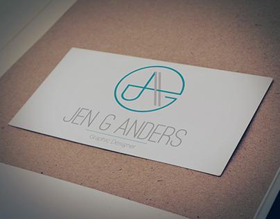 Jen G Anders