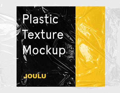 JOULU - Plastic Wrinkle Texture Mockup