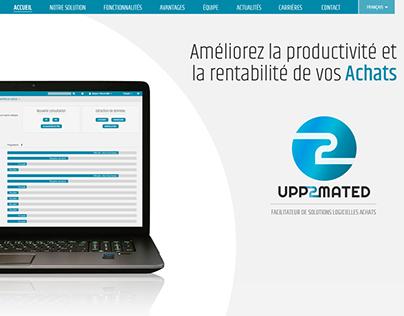 Webdesign site vitrine