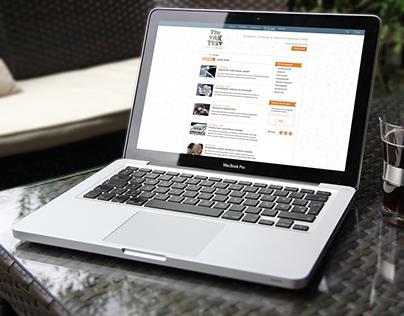 Online assessment tool - web application