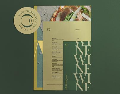 Monte Restaurant Branding