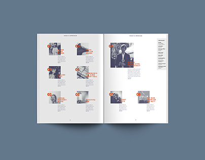 Design Magazine – Editorial Design