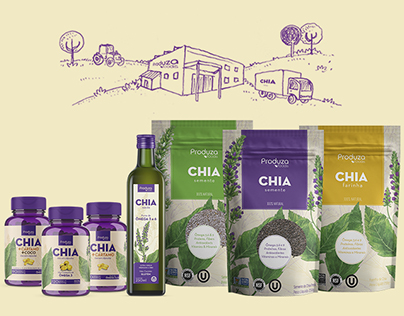 CHIA - Produza Foods