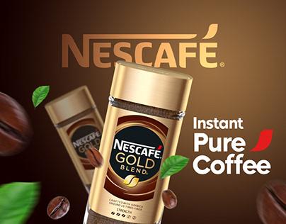 Nescafe Social Media Banner
