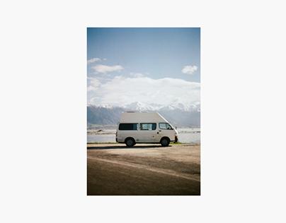 New Zealand — Analog Photography