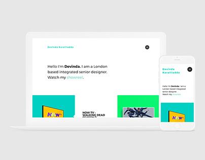 Devinda Karalliadde - Graphic Designer Portfolio