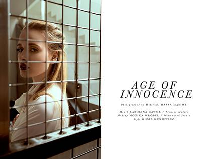 Institute Magazine - Age Of Innocence