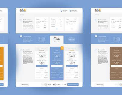 CSE Insurance Group [UX Case Study]