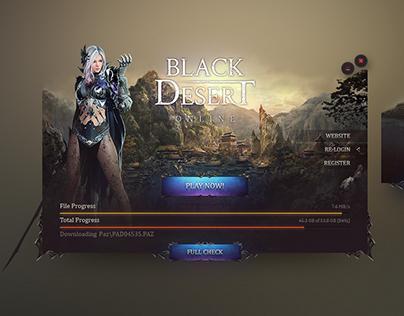 Black Desert Online Launcher