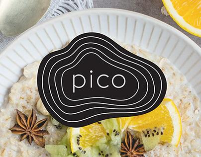 Pico - Branding & Packaging