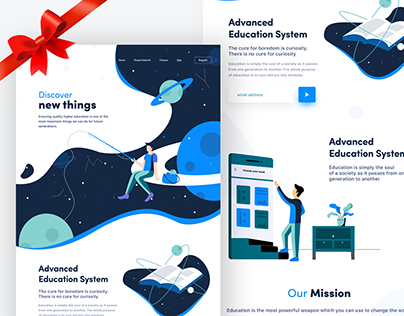 Opus   Education website