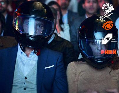 BMW Motorrad. Talk When You Can't.