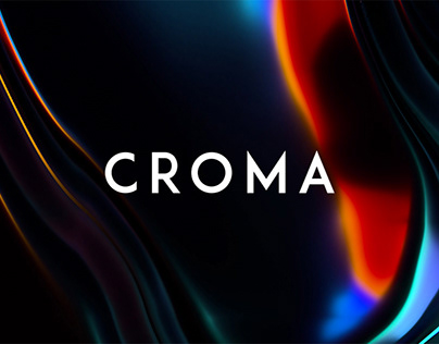 CROMA - Website redesign