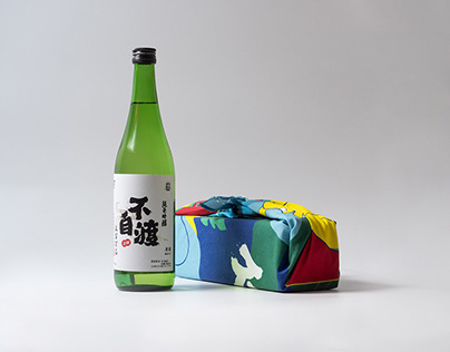 sake packaging design