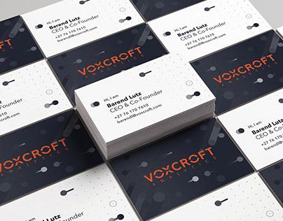 Voxcroft Branding