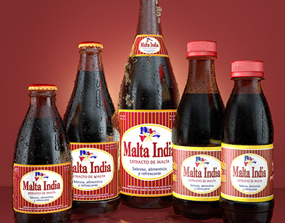 Malta India 3d Proyecto