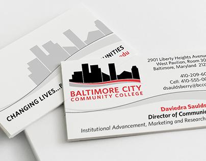 BCCC Brand Development & Marketing