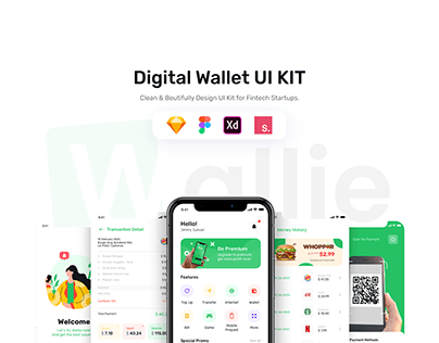 Wallie UI Kit