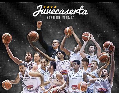 JuveCaserta Basket 2016/17