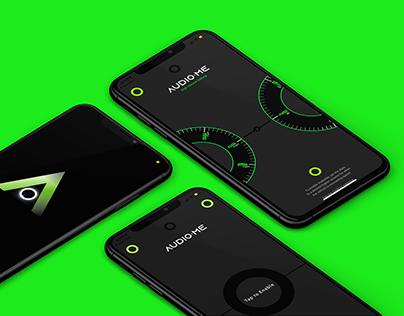 AudioME- App Design and Development