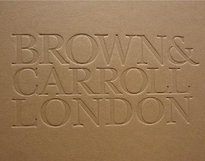 Brown & Carroll