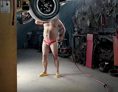 Speedo-Clad Mechanics - Energy Logic