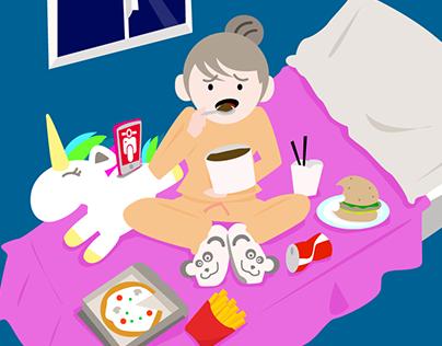 Socialfood.it animazioni