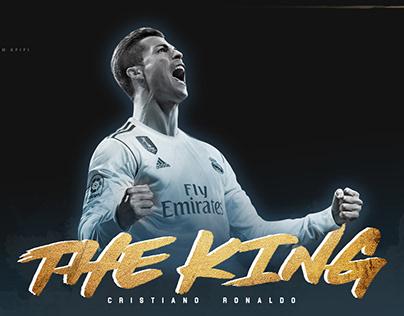 THE KING CRISTIANO RONALDO