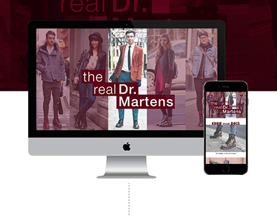 the real Dr. Martens