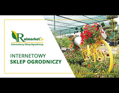 Rolmarket – Facebook Ads campaign graphics