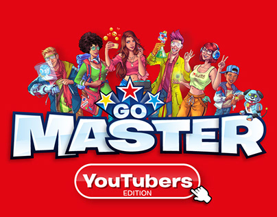 Go Master - YouTubers Edition