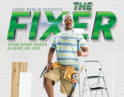 Leroy Merlin SA: The Fixer Radio & Catalogue