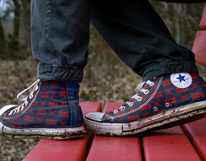 Converse - Chuck Taylor - Design and Advertisement