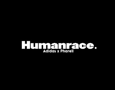 HumanRace x Adidas