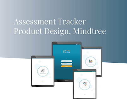 UI UX : Assessment Tracker Application