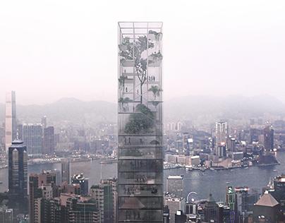 Hong Kong Pixel House - honorable mention